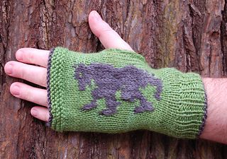 http://www.ravelry.com/patterns/library/game-of-thrones-house-mormont-mitt-kits House Mormont Mitts by Anna Richardson