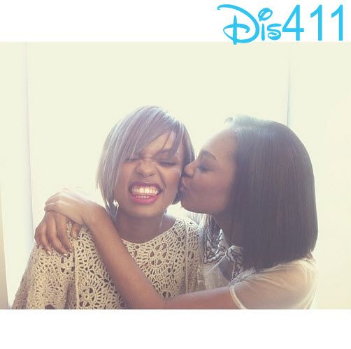 Photo: China Anne McClain Wished Her Sister Sierra McClain A Happy Birthday March 16, 2014