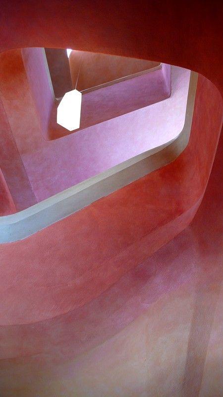 Goetheanum in Dornach TREPPENHAUS