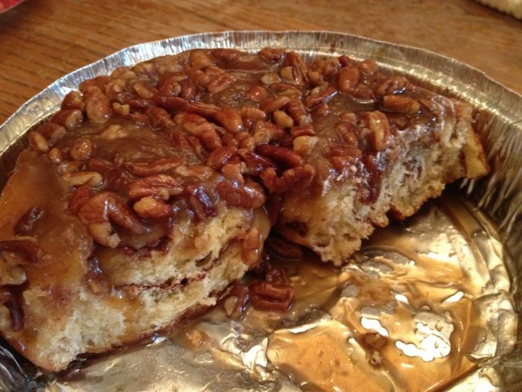 Amish Sticky Buns - Amish Recipes Oasis Newsfeatures Replace regular flour for gluten free flour and the butter for Nutelex, the milk replaced with coconut milk