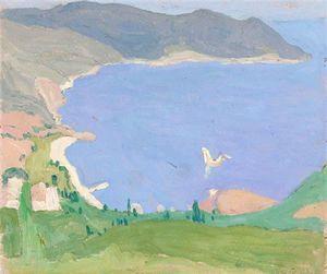 Along The Coast - (Spyros Papaloukas)