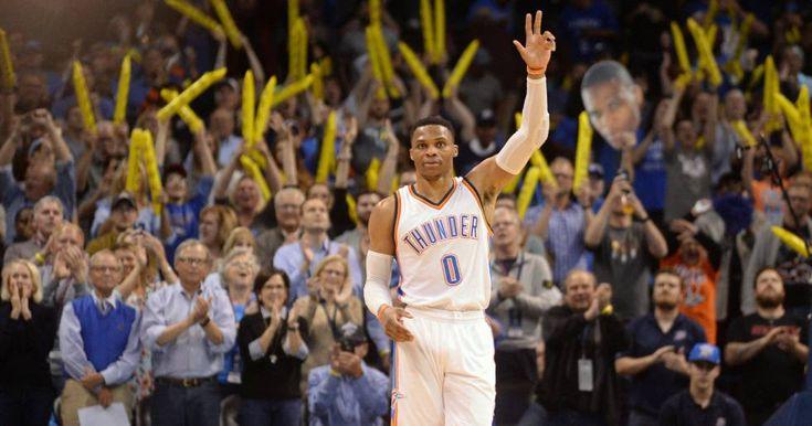 NBA: Russell Westbrook iguala el récord de 41 triples-dobles de Oscar Robertson   Deportes   EL PAÍS http://deportes.elpais.com/deportes/2017/04/05/actualidad/1491377081_211462.html#?ref=rss&format=simple&link=link