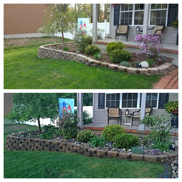 Backyard Transformation Before After: 13 Best Before/After House Transformation Images On