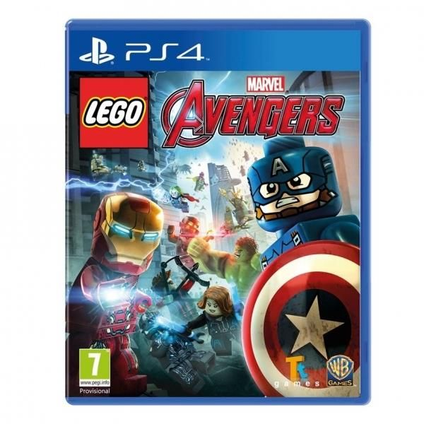 Lego Marvel Avengers PS4 Game | http://gamesactions.com shares #new #latest #videogames #games for #pc #psp #ps3 #wii #xbox #nintendo #3ds