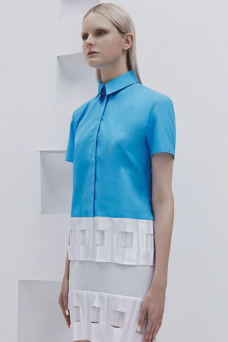 Georgia Hardinge Spring/Summer 2015 Ready-To-Wear Collection | British Vogue