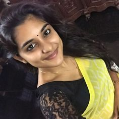 Niveda Thomas smile