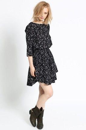 Medicine - Sukienka Belleville kolor multikolor RW16-SUD104 - oficjalny sklep MEDICINE online