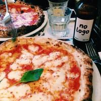 Franco Manca - Goodge Street. Sourdough pizzas: £4.50-£7
