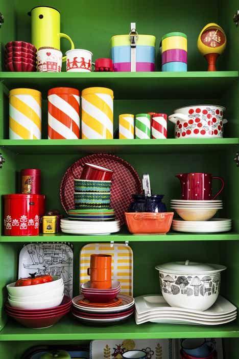 Värikäs koti - katso inspiroivat kuvat!