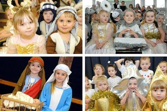 Gorgeously cute 2015 nativity pictures