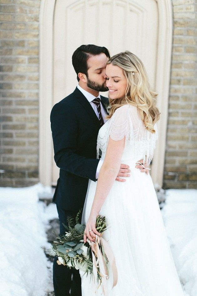 winter wonderland wedding south africa%0A Elizabeth and Peter u    s wedding in Old TOwn Toronto