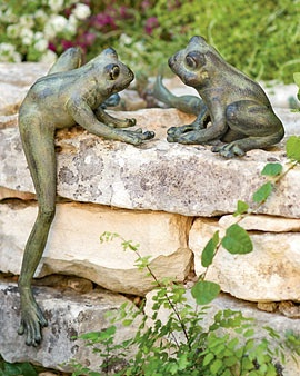Charming New For Spring 2014 At Ravenswood Gifts And Antiques Frog Garden Sculptures  By SPI!