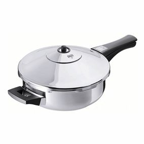 #Kuhn Rikon #Duromatic #Pressure #Cooker Frying #Pan 2.5L