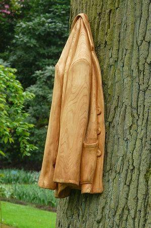 Amazing Wooden Clothing