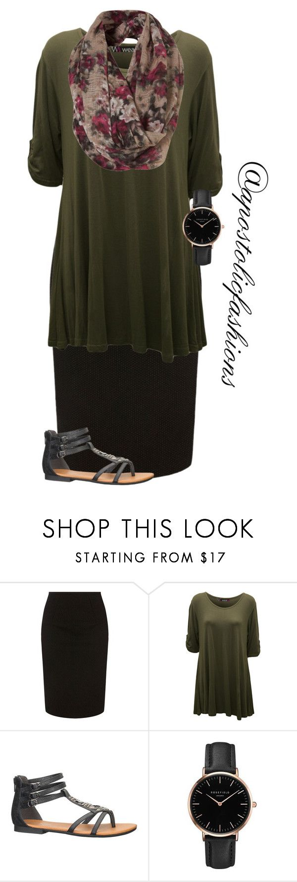 """Apostolic Fashions #1677"" by apostolicfashions ❤ liked on Polyvore featuring Oasis, WearAll, maurices and Topshop"