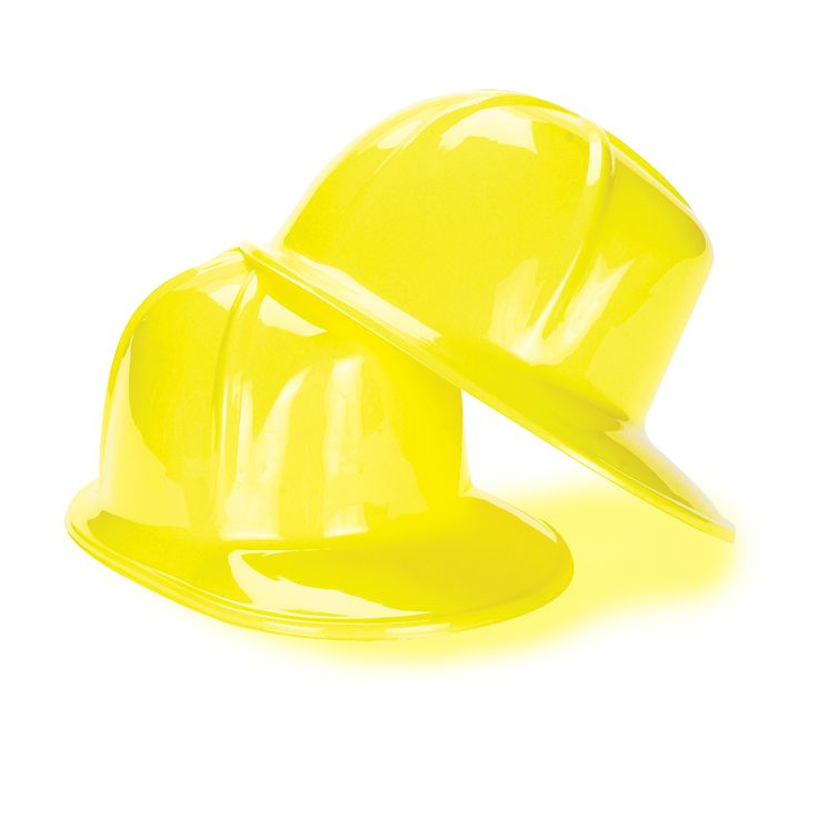 Construction Party Hard Hat (child sized) from BirthdayExpress.com