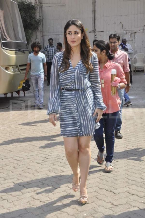 Kareena Kapoor and Imran Khan clicked   PINKVILLA