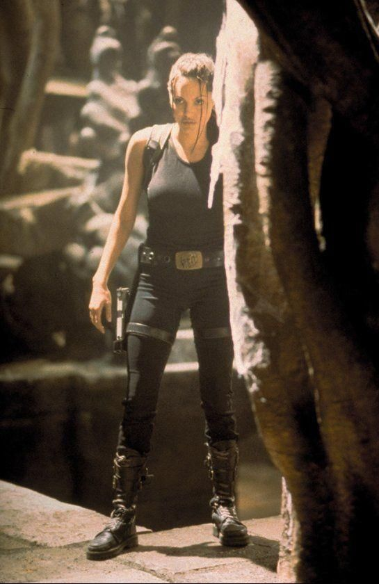 Homemade Tomb Raider Costume Ideas.