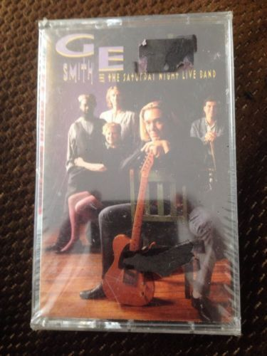 G.E. Smith Get A Little Cassette Tape New Sealed hall & oates
