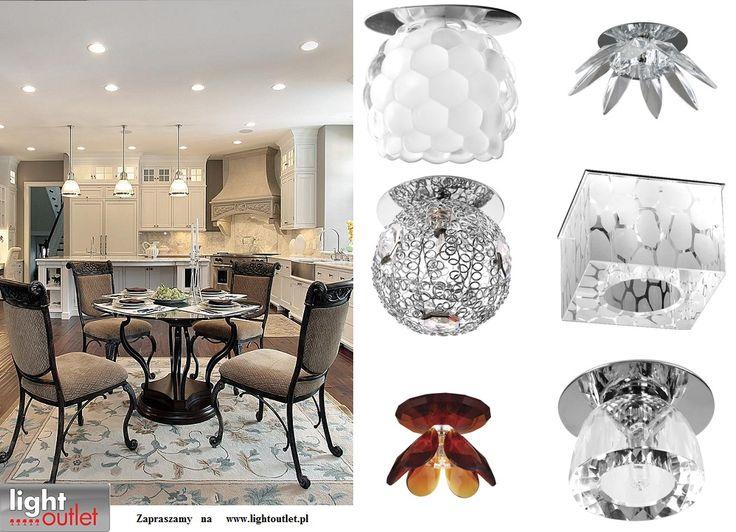 Oto nasza propozycja na rozświetlenie kuchni :)  Zapraszamy na stronę www.lightoutlet.pl