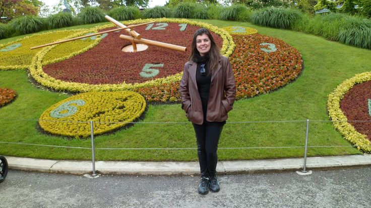 Reloj Floral Ginebra-Fotografía: Marcia Arranz