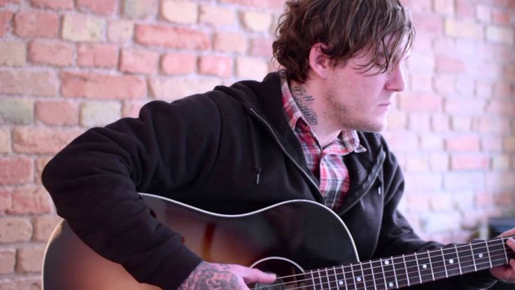 Gibson Backstage: Brian Fallon of The Gaslight Anthem - Handwritten (acoustic version)