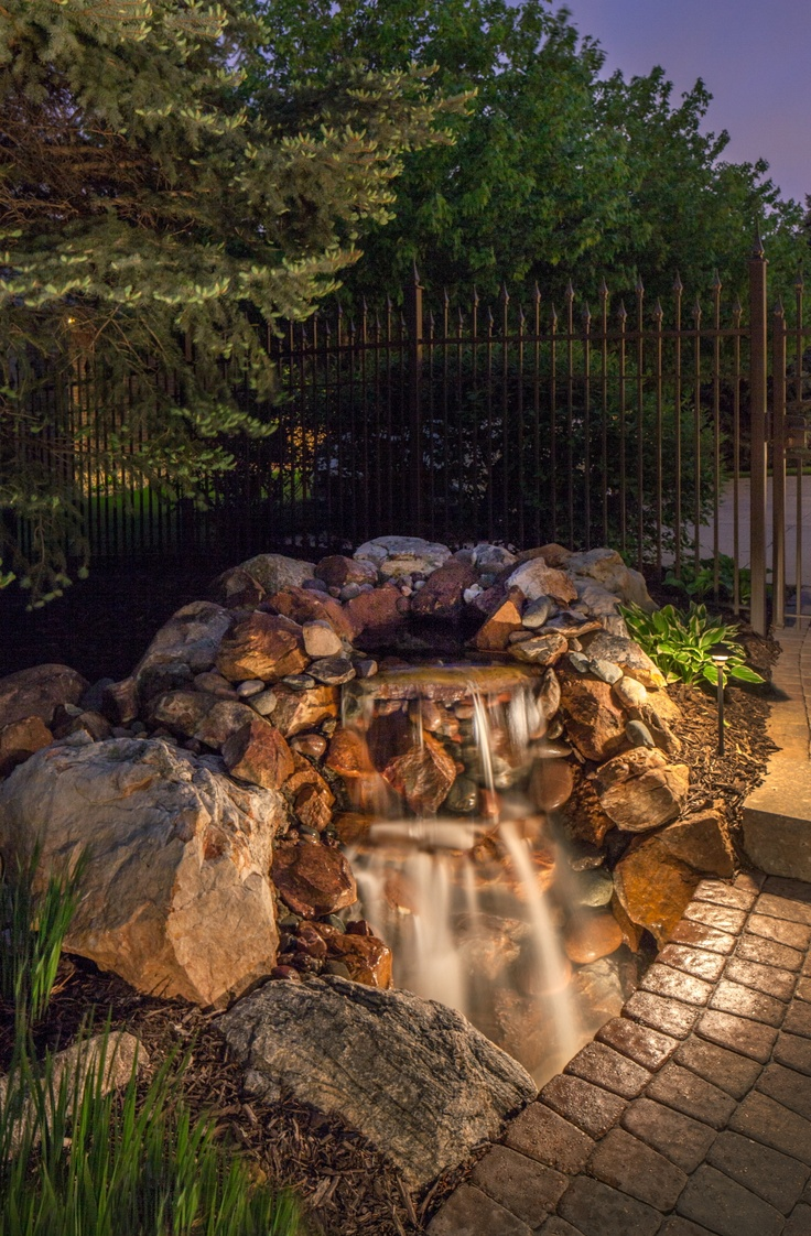 94 best backyard waterfalls images on pinterest backyard