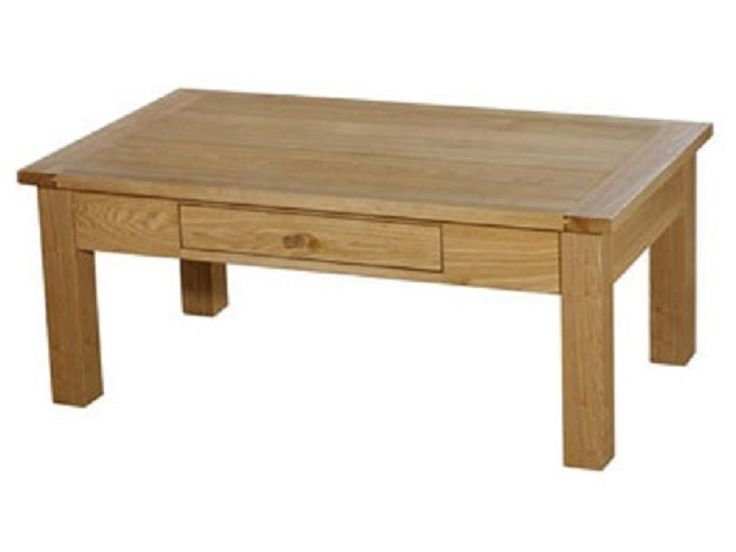 #Chesterfield Ash #Coffee #Table with #Drawer £168.30