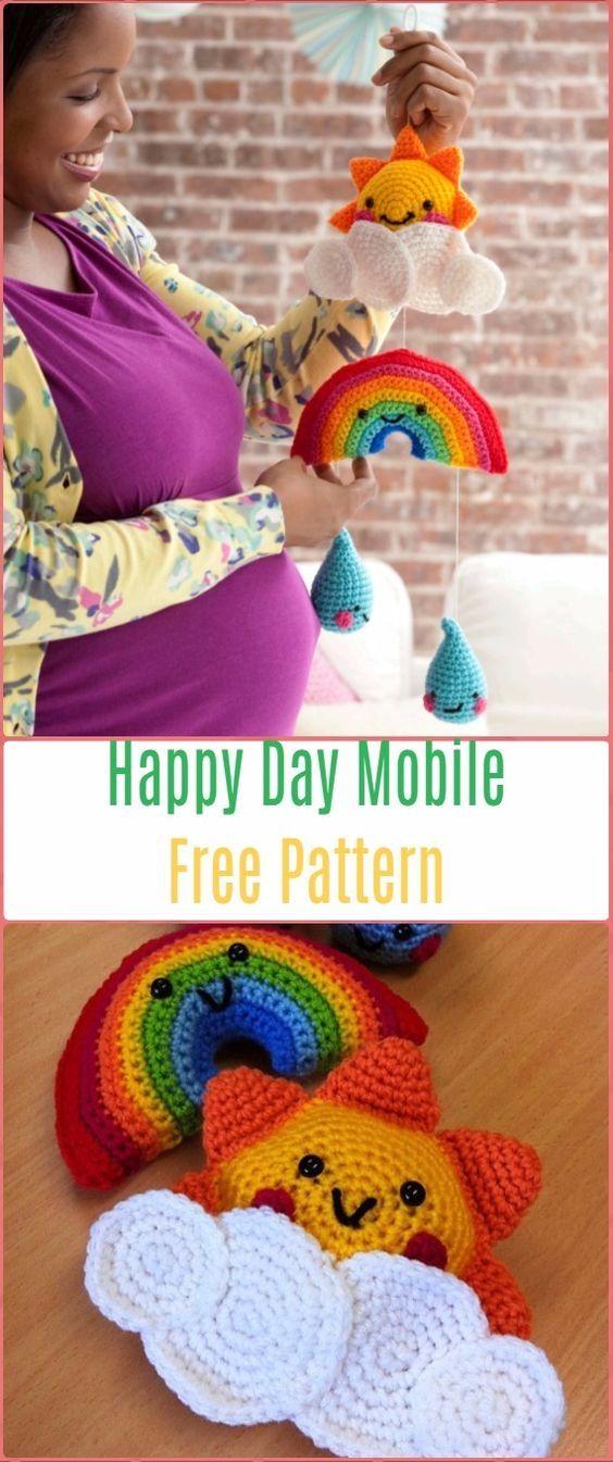 57 best Mobile images on Pinterest | Häkelpuppen, Häkeltiere und ...