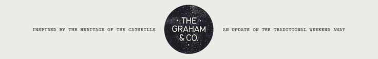 The Graham & Co - rustic weekend getaway in the catksills