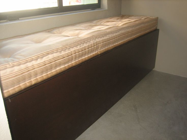 Diy Bench Seat Cushion Cream Kitchen Update Pinterest Bench Seat Cushions And Bench Seat