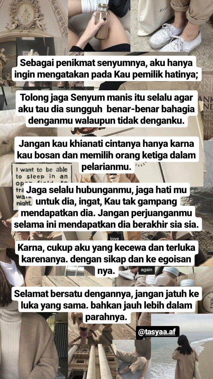 Quotes Sajak Bucin V Sajak Kutipan Kutipan Tumblr