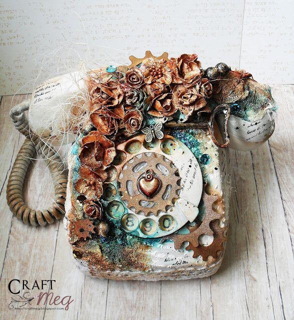 zalterowany telefon