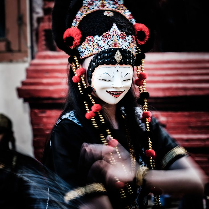 Samba Mask Dance Of Cirebon