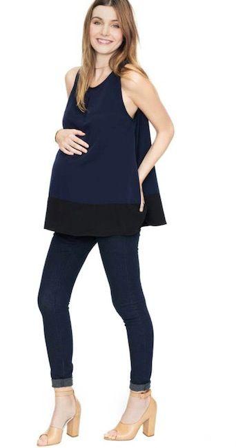 La moda premamá cómoda es una necesidad básica, bastante incómoda se encuentra a veces una en verano con la tripilla como para...