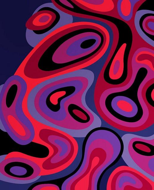 Rorschach Series # 2 : Work In Progress. by MWM Graphics, via Flickr
