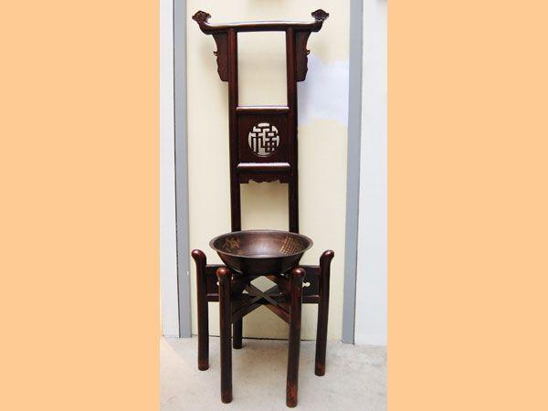 meuble de toilette chinois ancien meubles style asiatique pinterest meuble toilette. Black Bedroom Furniture Sets. Home Design Ideas