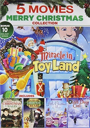 Five Movies: Merry Christmas Collection