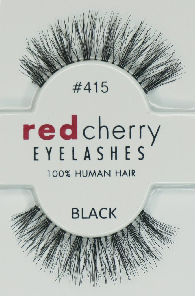 Red Cherry Eyelashes #415