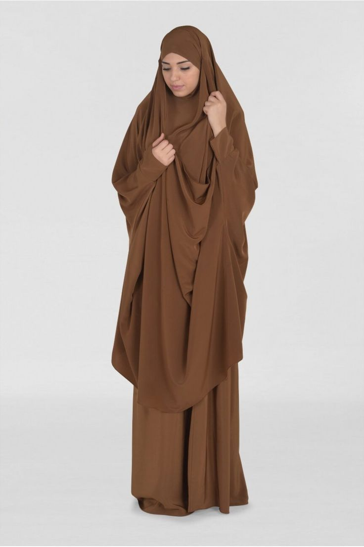Nursing & Babywearing Jilbab