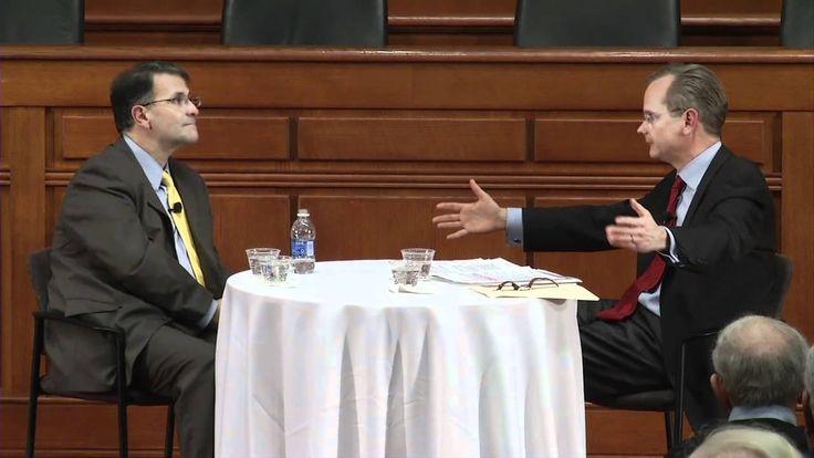 Lawrence Lessig interviews Jack Abramoff