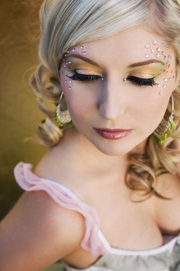 Winter Guard Makeup | Good makeup ideas .... im a colorguard girl that in chrage on makeup ...