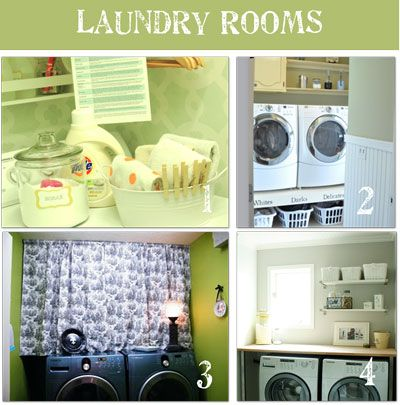 35 best Laundry Room Ideas images on Pinterest | Laundry room ...