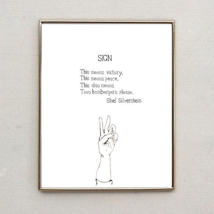 Shel Silverstein Graduation Quotes: 25+ Best Shel Silverstein Quotes On Pinterest