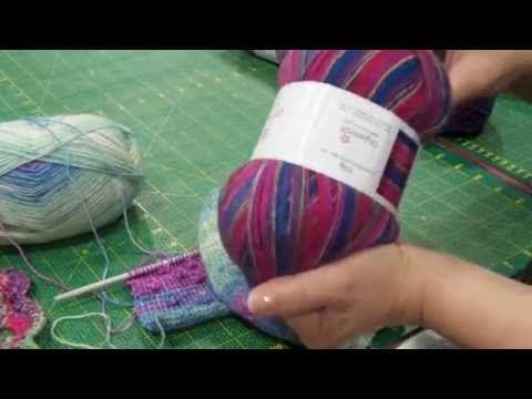 Sara's yarn review - Stylecraft Head over Heels   Black Sheep Wools
