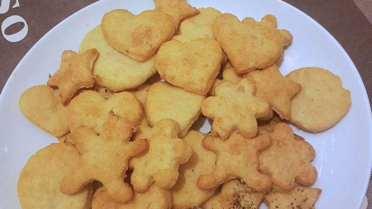 Biscotti salati per antipasti