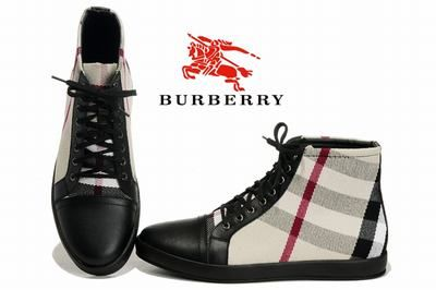 #Burberry, fashion men shoe