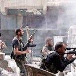 Pemberontak Dan Pemerintah Suriah Langgar Gencatan Senjata