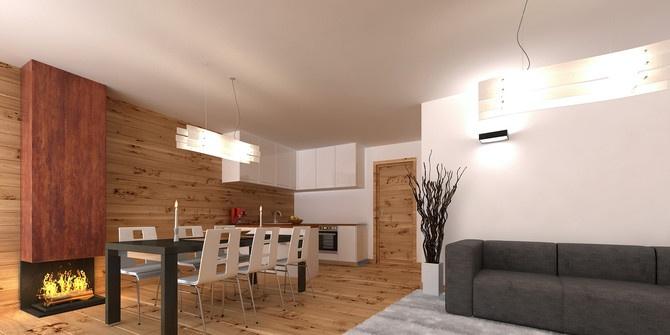 Appartamenti in vendita al Melezet Bardonecchia in Baita di Montagna. Case Canuto