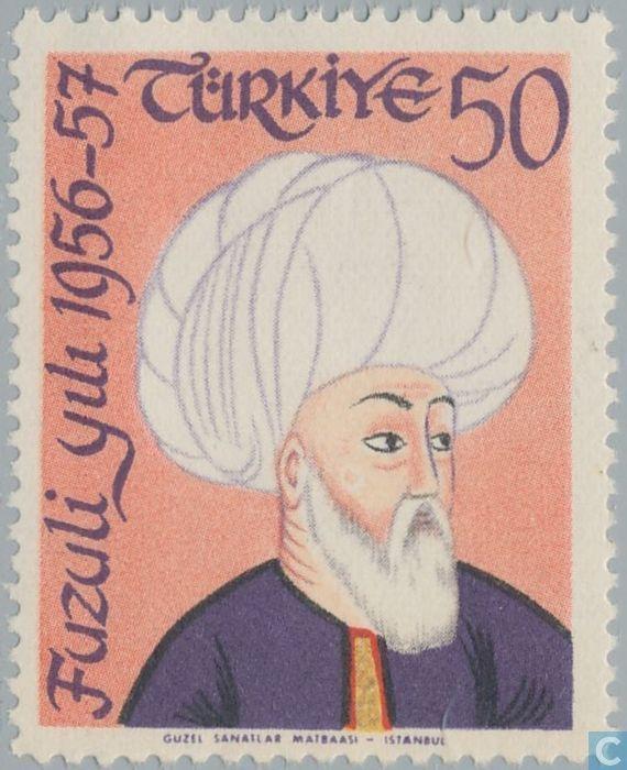 1957 Turkey - Fuzuli years